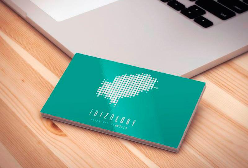Imprenta Arenas Getxo Bilbao tarjetas de visita plastificadas brillo